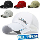 Quick Dry Sport Duck Tongue Sun Hat Outdoor Space Sports Baseball Cap Waterproof