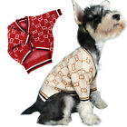 Pet Dog Clothes Winter Warm Sweater Windproof Coat For Small Dog Cat Decor 41