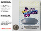White Runtz 8th 3.5g mylar bags packaging (5-128 packs) with label option!