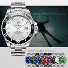 Luxury TEVISE Automatic Mechanical Watch Stainless Steel Sports Mens Watch ND XA image