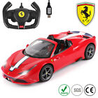 Radio Remote Control RC Car Toy 1:14 BMW/Lamborghini Model Boy&Girl Gifts UK