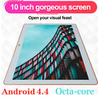 10 Inch Tablet PC 1GB 16GB 10 core Android4.4 Bluetooth WiFi 3G 2 camera SIM GPS