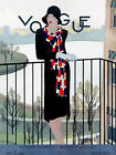Vogue Cover Fashion Woman Autumn 1928 New York Vintage Poster Repro FREE S/H