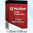 McAfee Total Protection 2020 | 3 Years | Multi Device | License Key