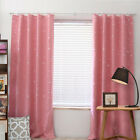Star Blackout Window Curtains Room Thermal Insulated for Kids Boy Girls Bedroom
