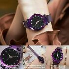 Stardust Top Brand Watch For Women Magnet Buckle Starry Quartz Wristwatch Gift image