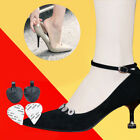 1Pair Detachable PU Shoes Belt Straps Band Holding High Heels DIY Accessories