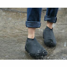 Silicone Rain Shoes Covers Reusable Waterproof Rain Boots Non-slip Recyclable