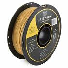 HATCHBOX PLA 3D Printer Filament 1 kg Spool 1.75 mm +/- 0.03mm Multi colors