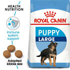 Royal Canin Size Health Nutrition Large Puppy Dry Dog Food, 18 lb