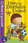 Read It Yourself Harry and the Dinosaurs United By Ladybird Ladybird
