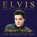 Wonder of You: Elvis Presley & Royal Philharmonic Orchestra (CD, 2016)