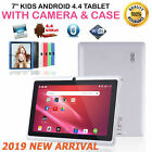 7Inch Android Tablet 4GB Quad Core 4.4Dual Camera Bluetooth Tablet Xmas gift kid
