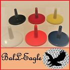 Golf Ball Markers - Red,Blue,Black,Pink,White,Yellow - Ideal Christmas Present