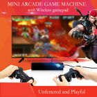 Mini Arcade Game Console Full HD Video Games Box 3100 Games with Two Gamepads