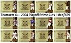 2004 Playoff Prime Cuts II Baseball Set ** Pick Your Team ** See Checklist on Ebay