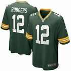 Mens Green Bay Packers Aaron Rodgers Nike Green Game Jersey $45.99 USD on eBay