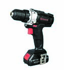 12/24V Cordless Impact Drill 2-Speed 21+1 Position Keyless Clutch 3/8
