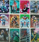 1992 Marvel Masterpieces - Cards #1-100 - Set Break - Choose from The List  image