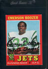 1971 Topps Football Autograph Cards #1-263 - YOU PICK $16.25 USD on eBay