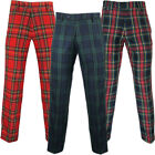Murray Mens Traditional Scottish Tartan Golf Trousers
