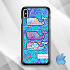 Beauty Lilly Pulitzer Vineyard Vines Phone Case For iPhone, Samsung Print Case