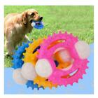 Tough Dog Chew Toys Small Medium Dogs Toy with Convex Design Strong Tug Toy