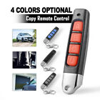 Button Remote Control Cloning Universal Replacement for Garage Door Car Gate