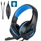 PS4 Xbox One Nintendo Switch PC Stereo 3.5mm Wired Gaming Headset Headphone