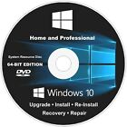 Win 10 - UPGRADE ANY Activated Win 7 or 8 - KEEPS Existing FILES - 32 or 64-bit