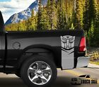 Any Truck Autobot Vinyl Stripes Rear Bed Racing Decals Logo Transformers Sticker $26.69 USD on eBay