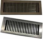 Madelyn Carter™ Contemporary Vent Covers Wall & Floor (Cast Brass)