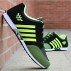 Mens Womens Trainers Sports Shoes Casual Lace Up Mesh Gym Sneakers Running Shoes
