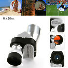 8X Telescope Single Barrel High definition Low Light Night Vision Telescope R