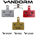 Shimano B01 B01S E01 E01S M05 M05S M05Ti Vandorm Disc Brake Replacement Pads
