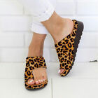 UK Womens Comfy Sandals Shoes - PU LEATHER - Bunion Corrector Fashion Shoes