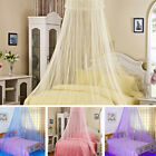 Trendy Lace Insect Bed Canopy Netting Curtain Round Dome Mosquito Net Bedding US image
