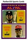 2020 Topps Heritage Purple Hot Box Refractor - You Pick - Complete Your Set on Ebay