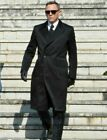 Daniel Craig James Bond Spectre Double Breasted Coat $149.99 USD on eBay