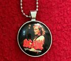 Rock Band Necklace Fashionable Unisex Jewelry — Great for Gifts!