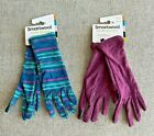 NWT SMARTWOOL MERINO 250 PATTERN LIGHTWEIGHT GLOVES CHOOSE COLOR