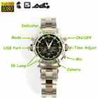 32GB 1080P HD Waterproof Spy Camera  Watch Hidden Video Recorder Night Vision sa for sale  Shipping to Nigeria