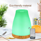 300ml Essential Oil Diffuser Ultrasonic Aroma Aromatherapy Cool Mist Humidifier