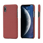 Slim Case For iPhone XS Max Magnetic Cover Bulletproof Aramid Fiber PITAKA