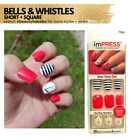24 HOUR SALE!!! Kiss imPRESS Press-On Nails: Short, Medium, Couture. FREE SHIP!