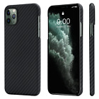 For iPhone 11 Pro Max Case Magnetic Cover Bulletproof Aramid Fiber PITAKA
