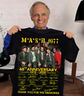 MASH 4077 48th Anniversary T-Shirt All Cast Signed Size S-5XL