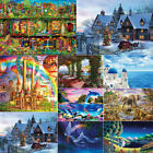 Adult 1000 Piece Large Cardboard Jigsaw Puzzle Decompression Game Toy Difficulty