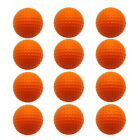 12 Pack Practice Golf Balls Foam Sponge Golf Ball Indoor Outdoor US Stock