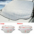 Car Windshield Snow Cover Winter Ice Frost Guard Sunshade Protector Magnetic 1pc $20.35 CAD on eBay